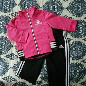 Adidas Track Suit size 12 month